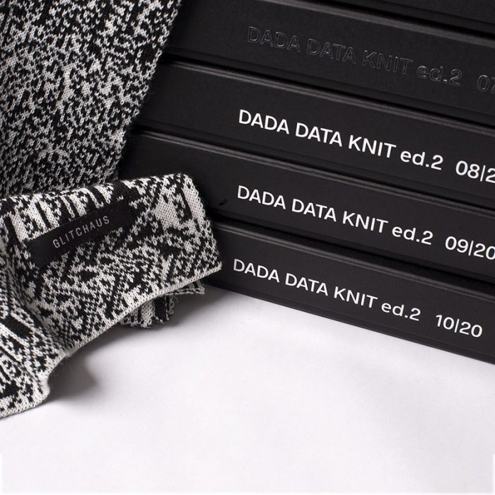 Glitchaus Dada Data Knit ed.2