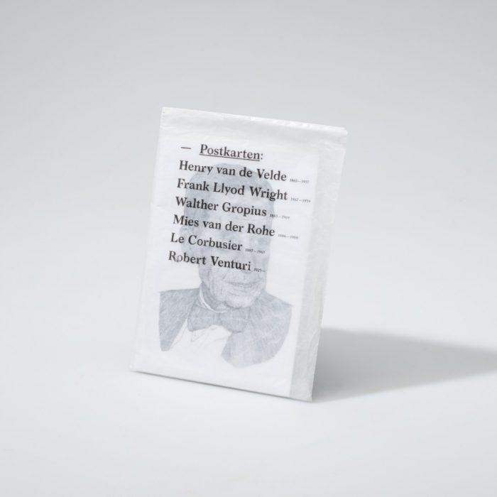 Architekten – 6 Postkarten