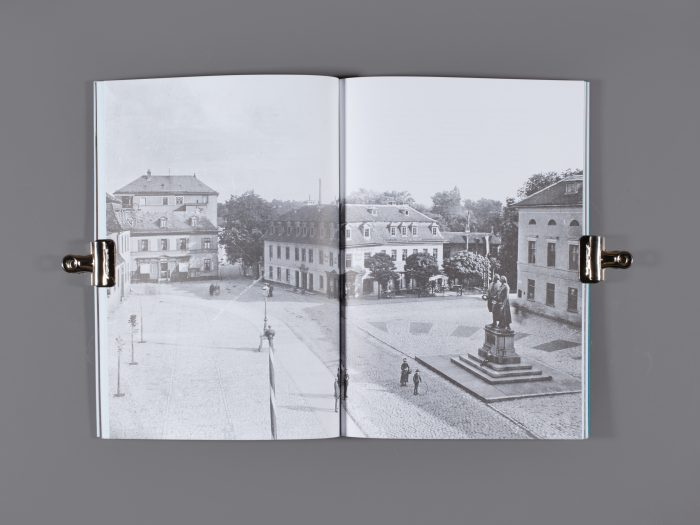 Weimar – Theaterplatz