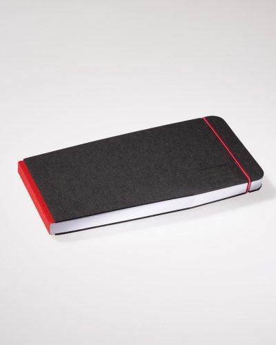 Bindewerk Skizzenbuch 21x10,5 cm Rot
