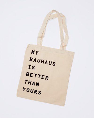 My Bauhaus Beutel - Natur