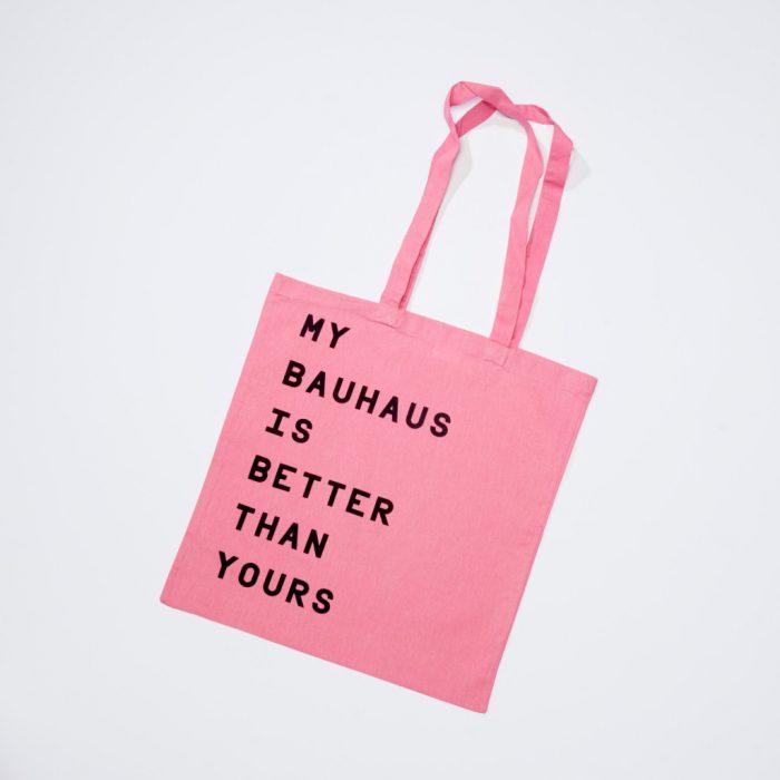 My Bauhaus Beutel - Pink
