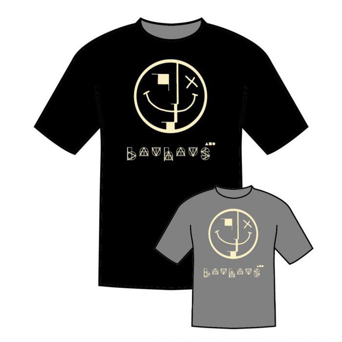T-Shirt - Bauhaus Acid-Haus